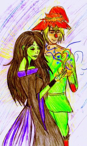 File:Elphaba and Fiyero by deepdreamer123.jpg