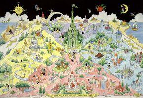 Oz Map