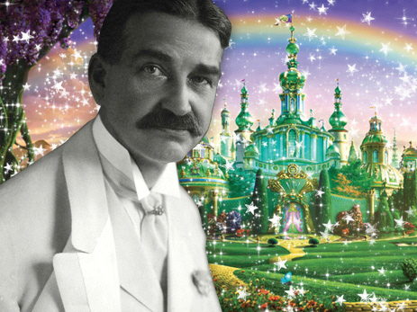 L. Frank Baum - Oz Wiki - The Wonderful Wizard of Oz