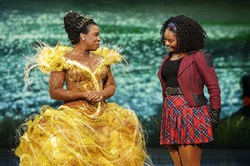 The-wiz-live-Uzo-Aduba-as-Glinda-Shanice-Williams-as-Dorothy-2015-billboard-510
