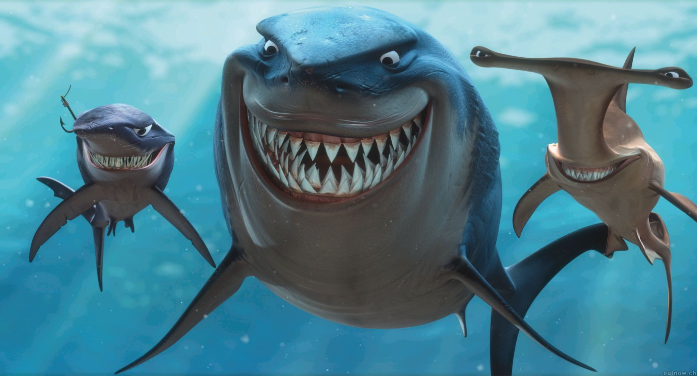 Sharks finding nemo heroes wiki fandom powered by wikia