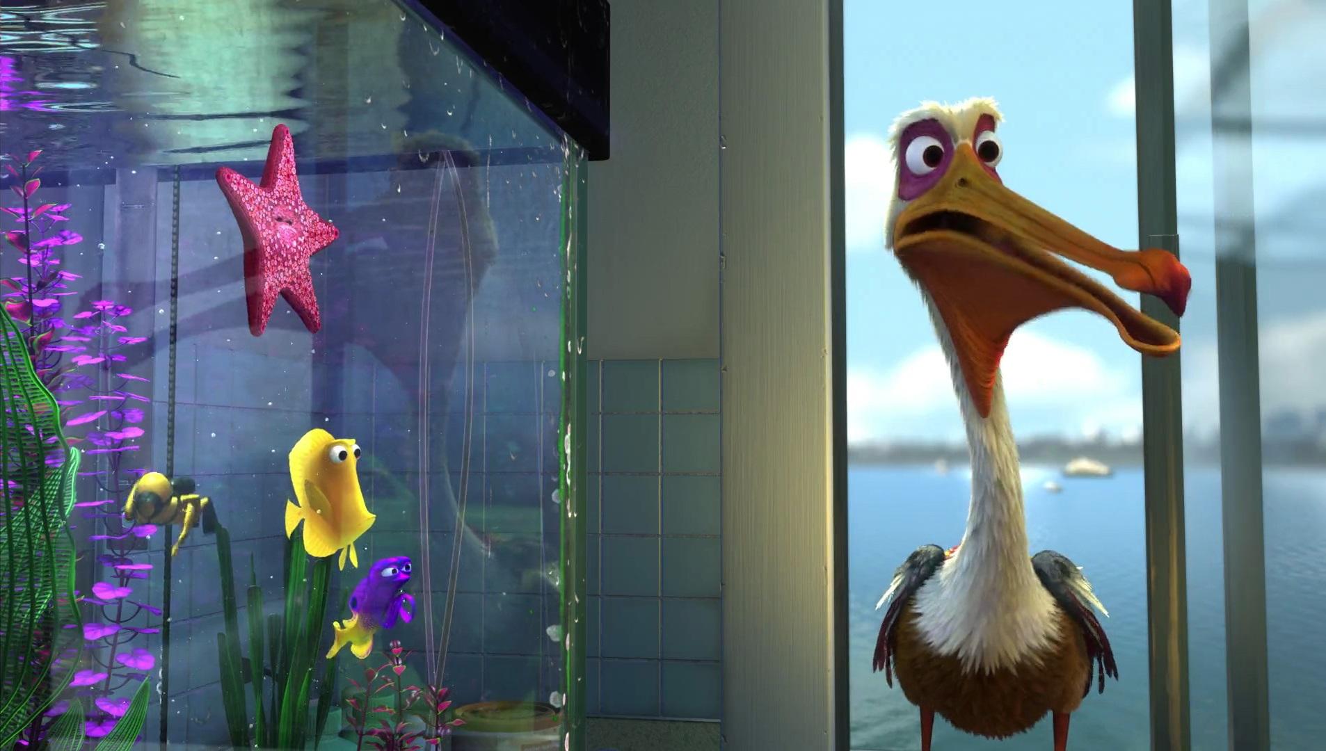 Nigel Finding Nemo Heroes Wiki Fandom Powered By Wikia