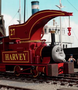 Harvey The Crane Engine Heroes Wiki Fandom Powered By