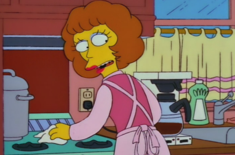 Image result for maude flanders