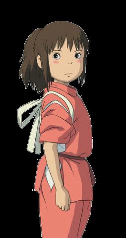 Sen To Chihiro No Kamikakushi Ger Sub