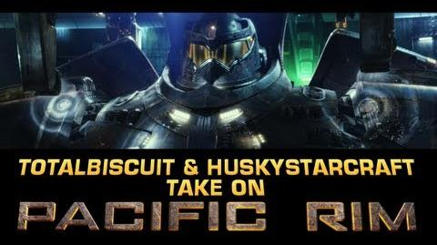 Giant Stompy Robots - TotalBiscuit & Husky take on Pacific Rim