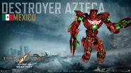 Destroyer Azteca Jaeger HD