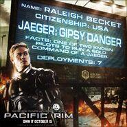 Pacific Rim Facebook Poster 19