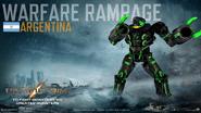 Jaeger Warfare Rampage HD