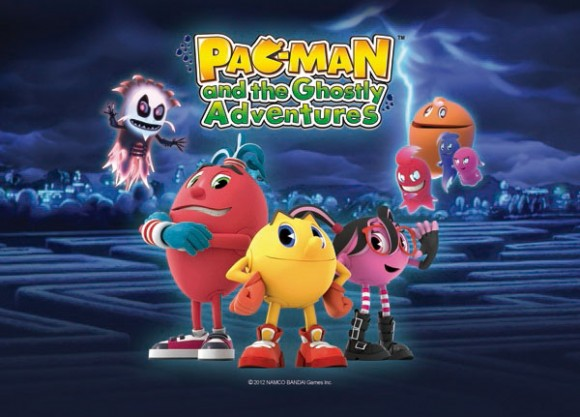 Pac Man And The Ghostly Adventures Season 1 Pac Man