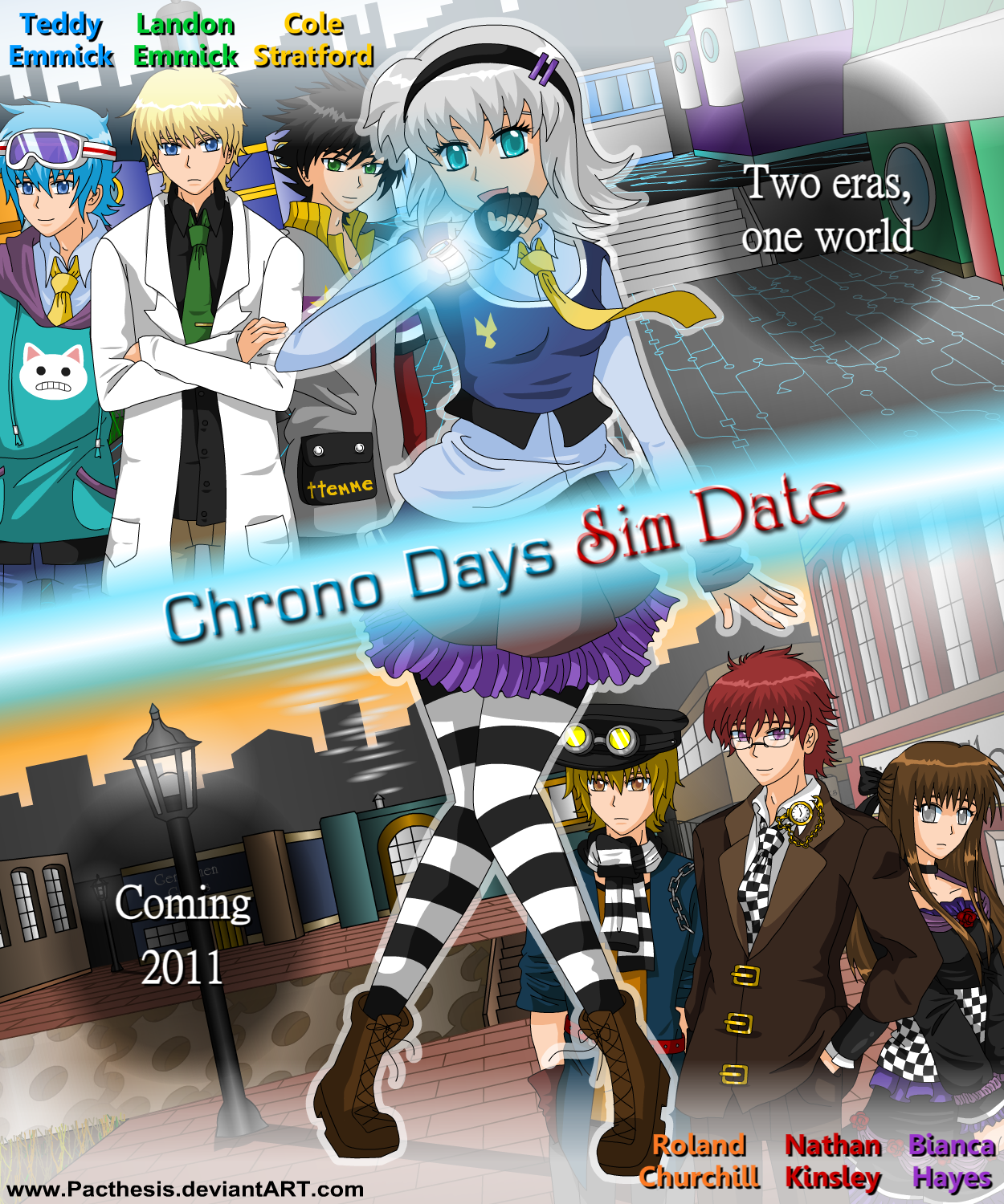 Chrono days sim date cheats in Brisbane
