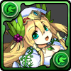 No.654  緑聖の豊麗神・フレイヤ(綠聖之豐麗神・芙蕾雅)