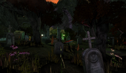 Haunted Valley Graveyard 001