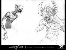 Lucifer sketches