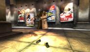 Invisible Man Version 3 in Studios