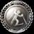 Badge holiday07 slalom silver