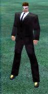 Crey Agent Costume