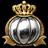 Badge croatoa pumpkin king