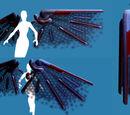 Costume Piece: Tech Wings