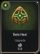 Beta Heal