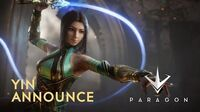 Paragon - Yin Announce (Available March 14)