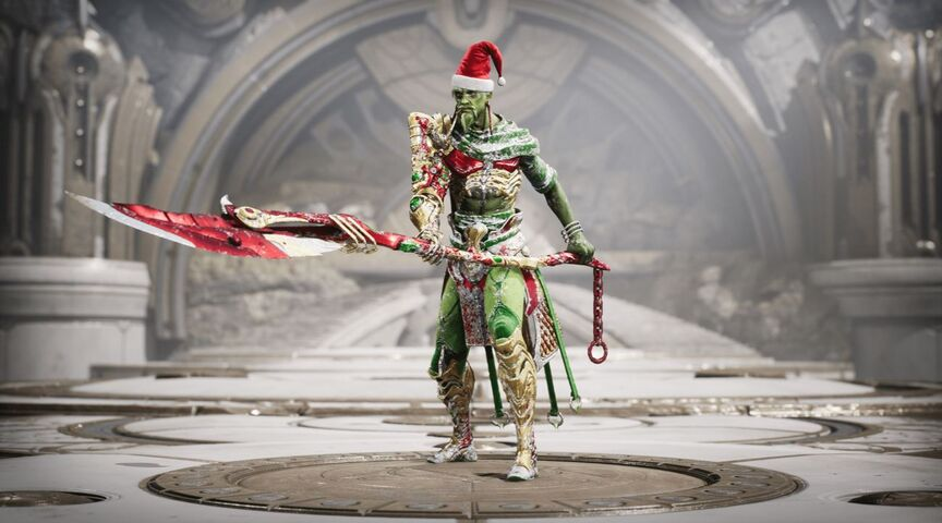 how to get yuletide feng mao