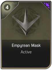 Empyrean Mask card
