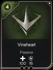 Vineheart card