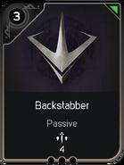 Backstabber