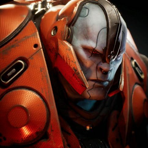 Hero Portrait Steel