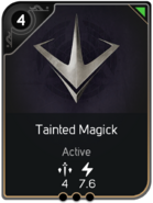 Tainted Magick