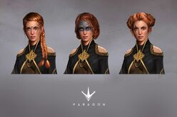 Sparrow Concept Progression