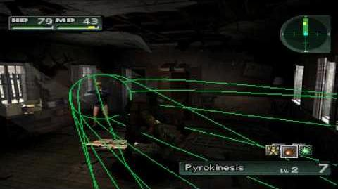 Parasite Eve 2 PS1 Boss 3