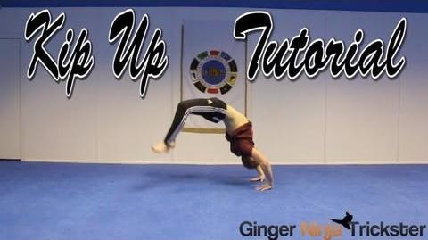 Kip Up Kick Up Tutorial