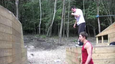 3RUN Learn Parkour Free Running (Cat to Cat)