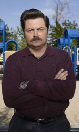 Ron Swanson Parks And Recreation Wiki Fandom Powered