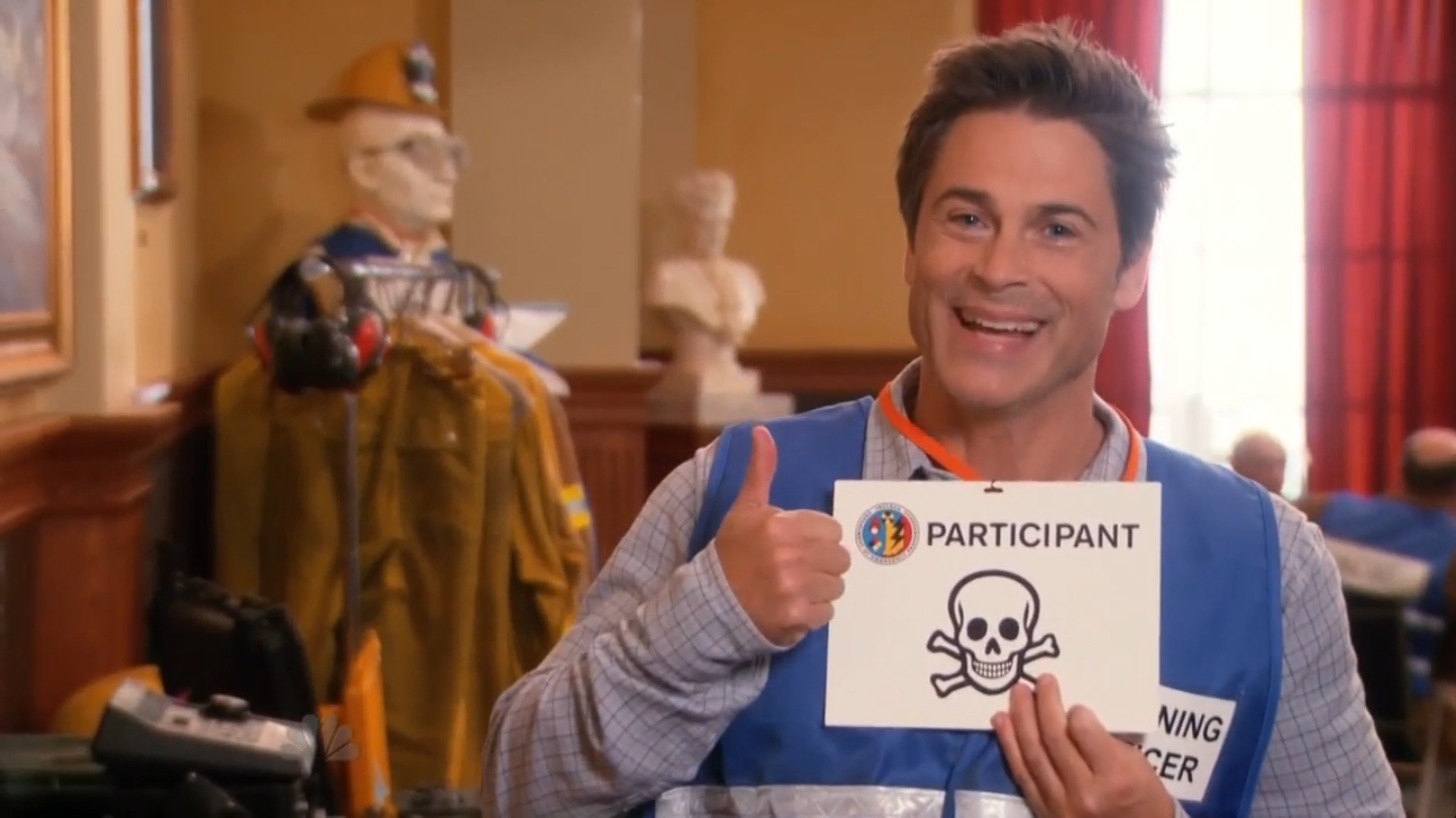 Emergency Response | Parks and Recreation Wiki | FANDOM powered by ...