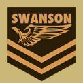 Club Swanson Badge