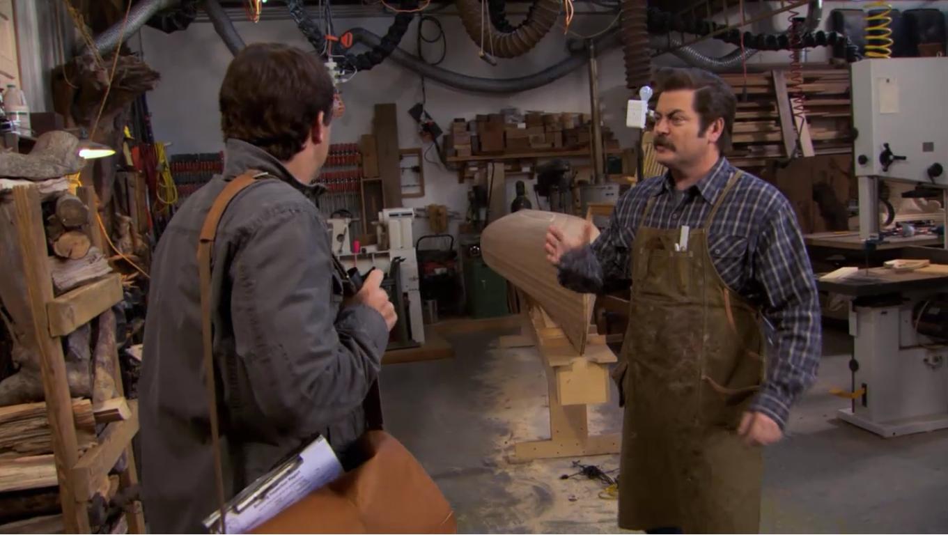 build woodshop