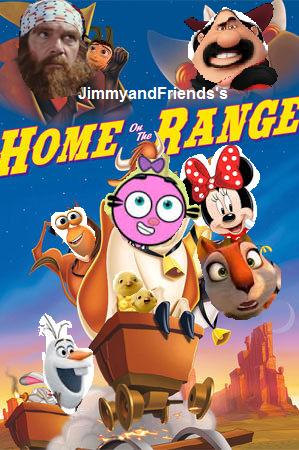 Home on the range jimmyandfriends style the parody - Anne de shrek ...