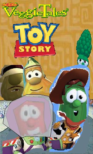 Toy Story 2000 VHS (VF2000's version) | The Parody Wiki ...