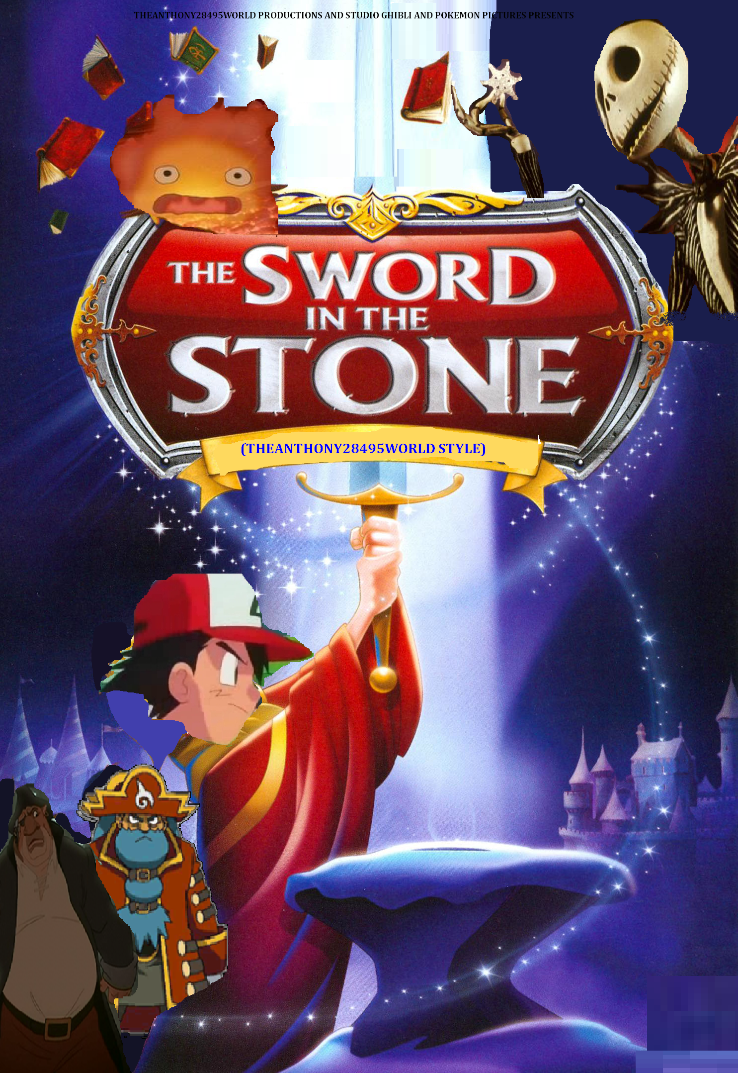 Image - The Sword in the Stone (TheAnthony28495World Style ...