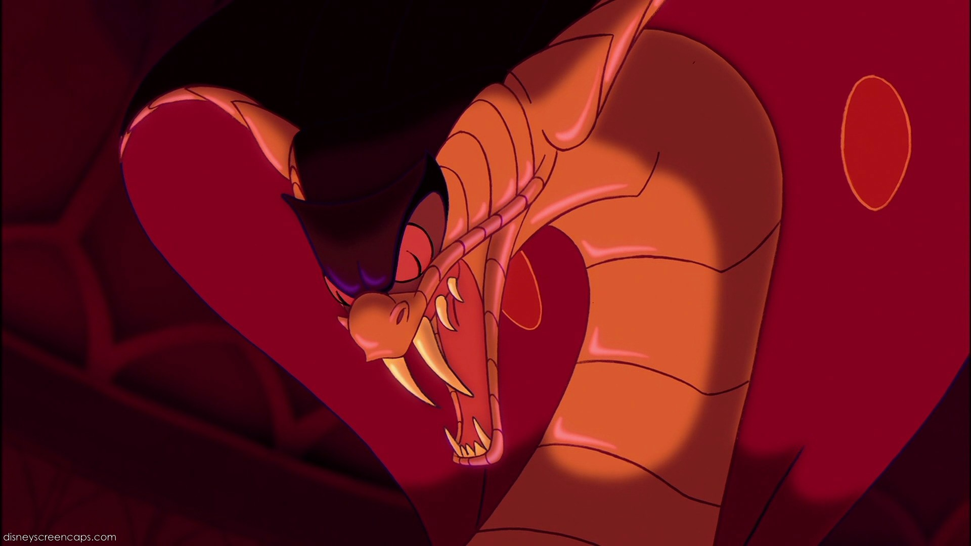 Snake jafar the parody wiki fandom powered by wikia - Serpent aladin ...