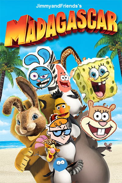 Madagascar Jimmyandfriends Style The Parody Wiki