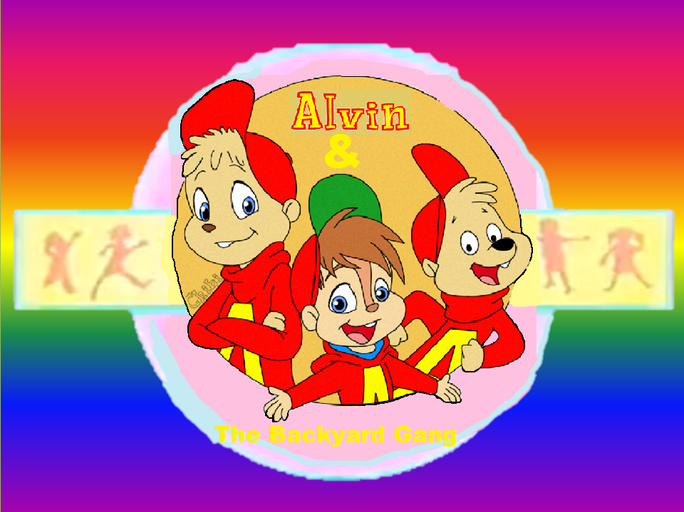 Alvin The Backyard Gang The Parody Wiki FANDOM Powered By Wikia - Barney and the back yard gang barney in concert
