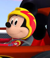 Mickey Mouse in Mickey and the Roadster Racers