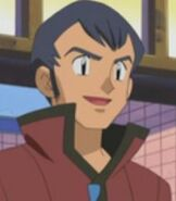 Norman in Pokemon