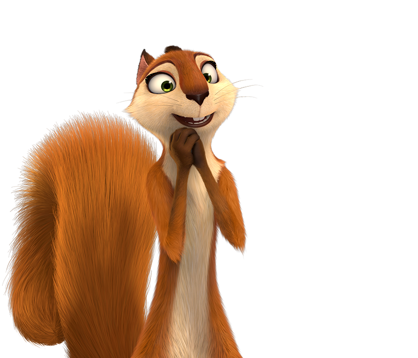It's just a photo of Candid Nut Job Squirrel