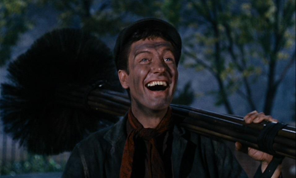 「bert mary poppins」の画像検索結果