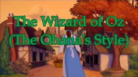 The Wizard of Oz (Ralph E. Coyote Style)
